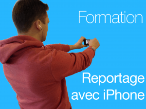 Formation iPhone reportage