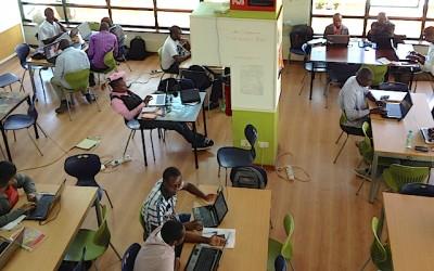 Nouvelles technos: l'Afrique innove et coworke aussi
