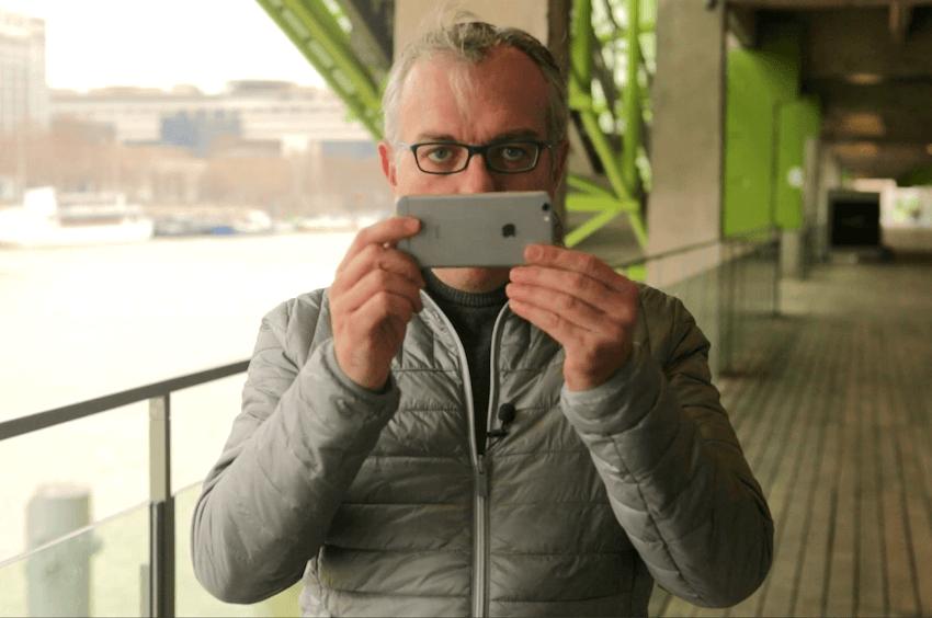 Retrouvez-moi dans un MOOC sur la production de vidéo avec smartphone